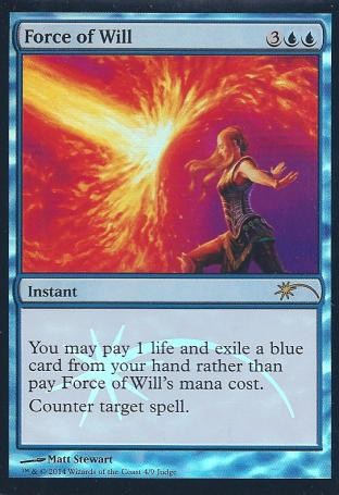 Force of Will (Judge Promo)