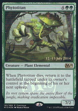 Phytotitan (Prerelease)