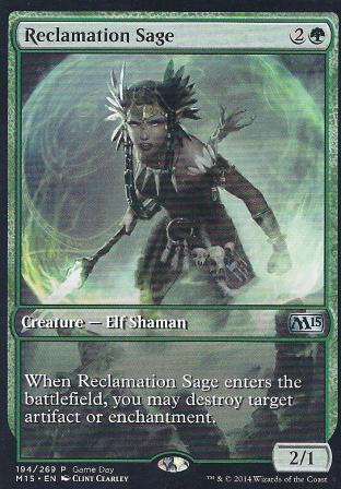 Reclamation Sage (Full Art)