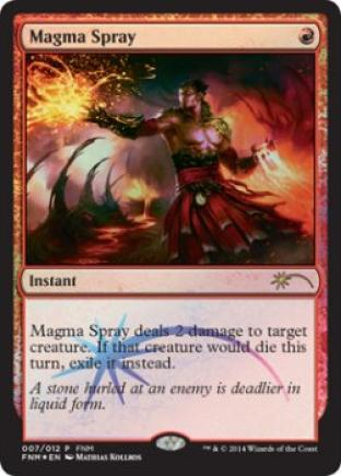 Magma Spray (FMM)