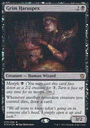 Grim Haruspex (Pre Release)