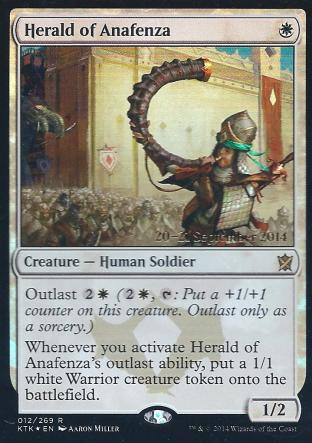 Herald of Anafenza (Pre Release)
