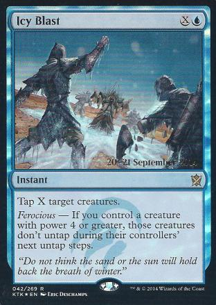Icy Blast (Pre Release)