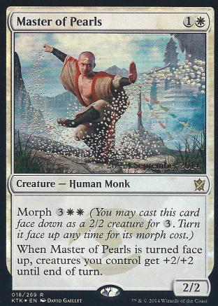 Master of Pearls (Pre Release)