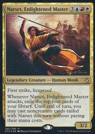 Narset Enlightened Master (Pre Release)