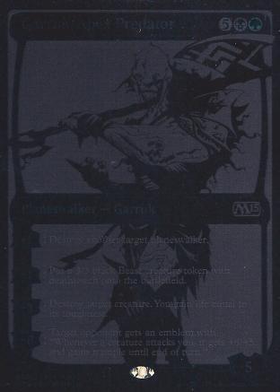 Garruk Apex Predator SDCC 2014