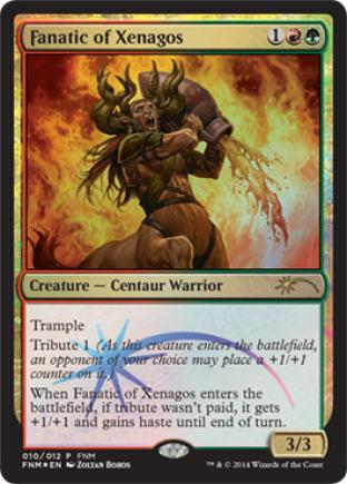 Fanatic of Xenagos (FNM)
