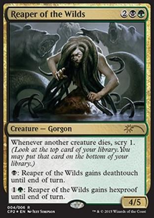 Reaper of the Wilds (Clash Pack Promo)