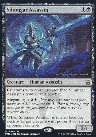 Silumgar Assassin (DTK Prerelease)