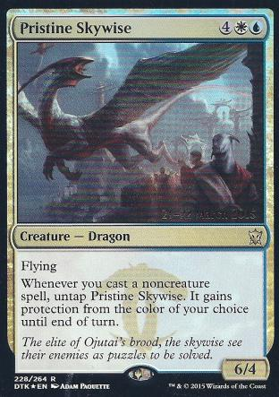 Pristine Skywise (DTK Prerelease)