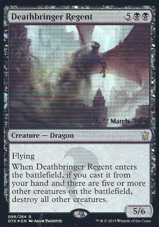 Deathbringer Regent (DTK Prerelease)