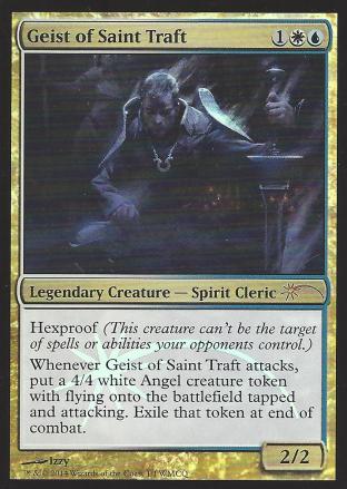 Geist of Sain Traft (WMCQ)