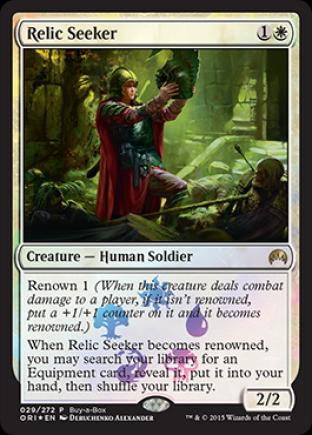 Relic Seeker (Buy a Box)