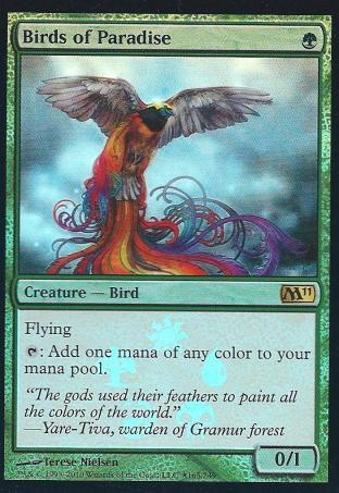 Birds of Paradise Full Box Promo