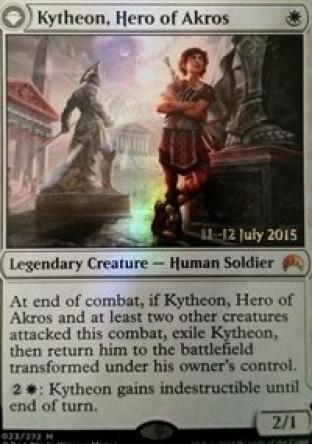 Kytheon Hero of Akros (Prerelease Promo)