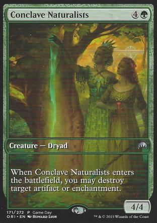 Conclave Naturalist (Game Day)