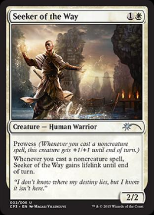Seeker of the Way (Clash Pack Promo)
