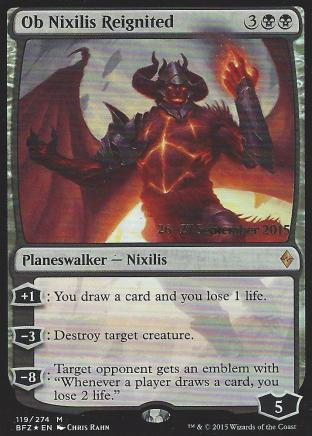 Ob Nixilis Reignited (Prerelease)