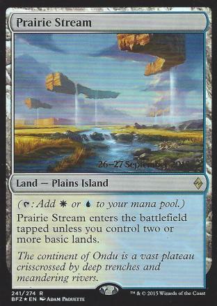 Prairie Stream (Prerelease)