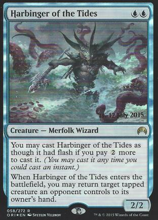 Harbinger of the Tides Prerelease