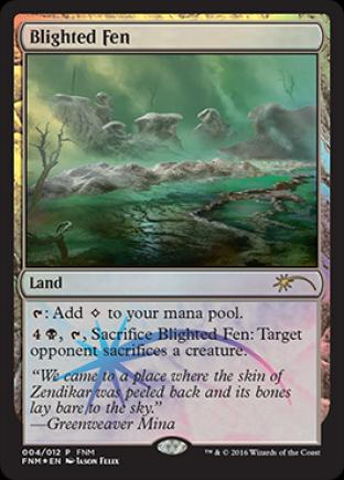 Blighted Fen (FNM)