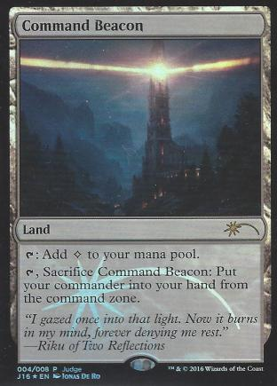 Command Beacon (Judge)
