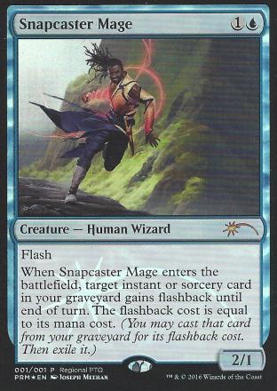 Snapcaster Mage (RPTQ)