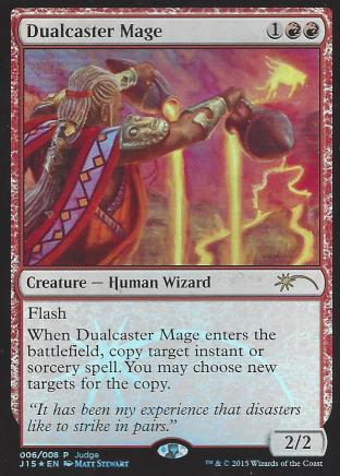 Dualcaster Mage (Judge)