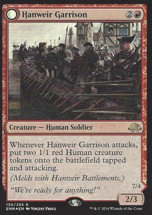 Hanweir Garrison (Prerelease)