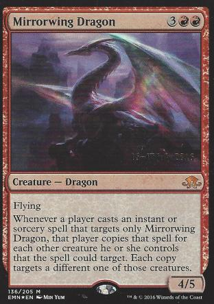 Mirrorwing Dragon (Prerelease)