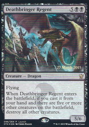 Deathbringer Regent (Release Day)