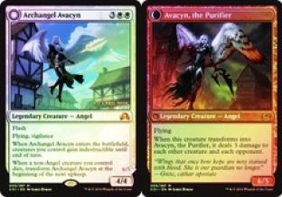 Archangel Avacyn (SOI Prerelease Foil)