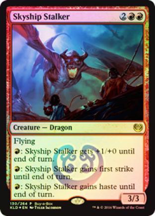 Skyship Stalker ( Kaladesh Buy-a-Box)