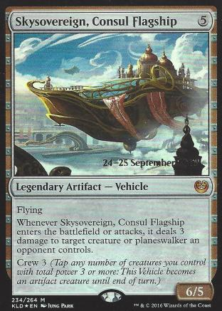 Skysovereign Consul Flagship (Prerelease)