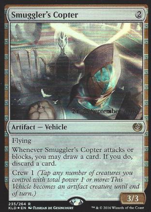 Smuggler s Copter (Prerelease)