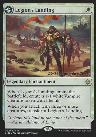 Legion s Landing Adanto the First Fort (Prerelease)
