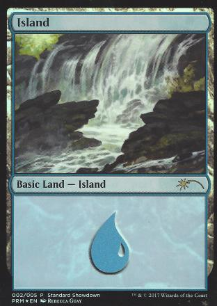 Island (Guay Standard Showdown)