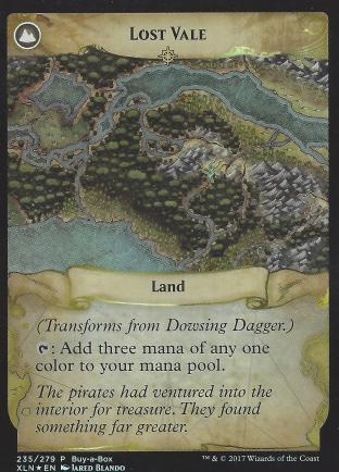 Dowsing Dagger (Lost Vale BIBB Alt Art)