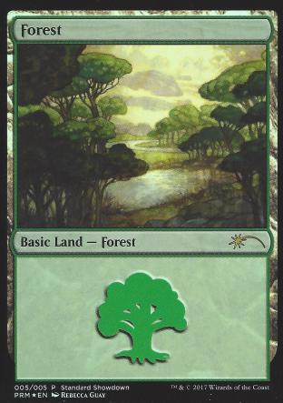 Forest (Guay Standard Showdown)