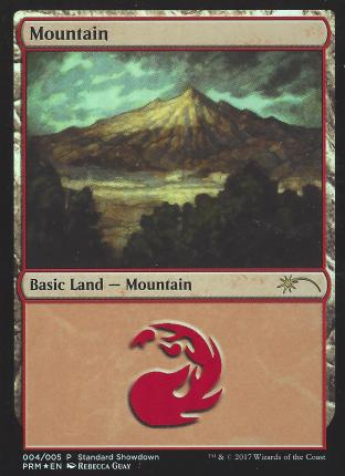 Mountain (Guay Standard Showdown)