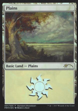 Plains (Guay Standard Showdown)