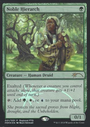 Noble Hierarch (RPTQ Promo)