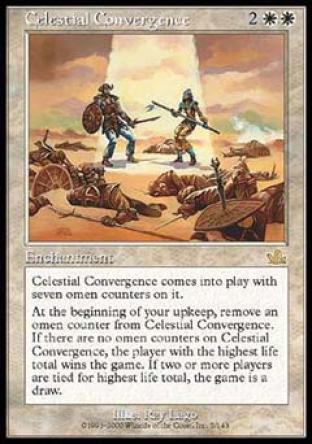 Celestial Convergence