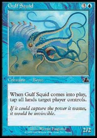 Gulf Squid