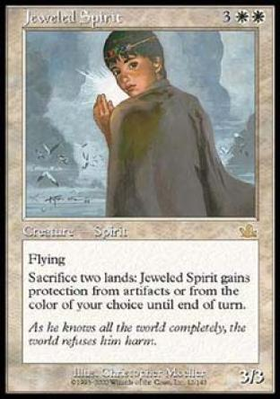 Jeweled Spirit