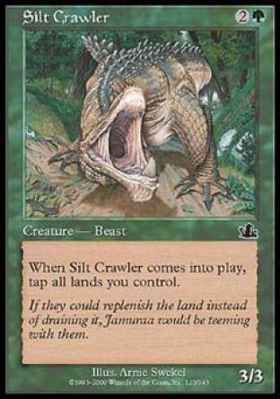 Silt Crawler