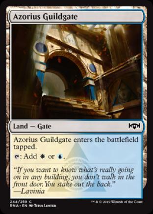 Azorius Guildgate 2