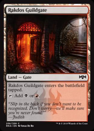 Rakdos Guildgate 2