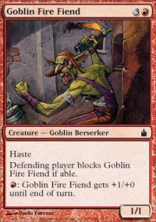 Goblin Fire Fiend