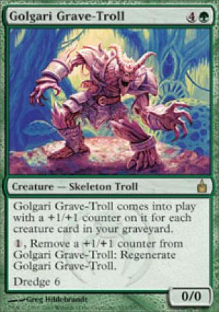 Golgari Grave-Troll